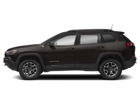 2021 Jeep Cherokee Trailhawk V6 * Int. CCUIR & TISSU SPORT * for Sale  - BC-21513  - Desmeules Chrysler