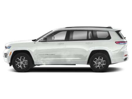 2021 Jeep Grand Cherokee L LAREDO E * SIEGES + VOLANT CUIR/ SUEDE CHAUFFANTS for Sale  - BC-21718  - Desmeules Chrysler