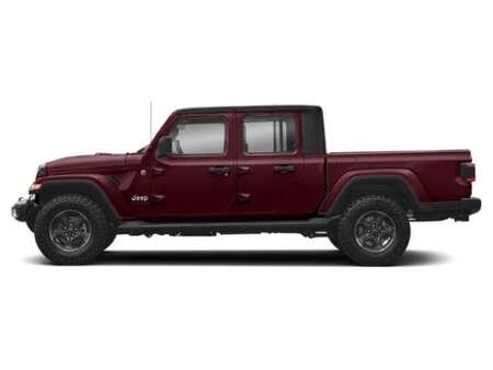 2021 Jeep Gladiator OVERLAND * CUIR CHAUFFANT * DÉM. À DIST. * GPS * for Sale  - BC-21776  - Desmeules Chrysler