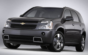 2008 Chevrolet Equinox LT  for Sale  - R3945A  - Fiesta Motors