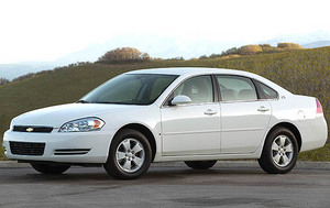2008 Chevrolet Impala LS  for Sale  - R3993A  - Fiesta Motors