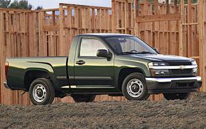 2008 Chevrolet Colorado LS  for Sale  - W20007  - Dynamite Auto Sales