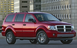 2008 Dodge Durango SXT 2WD  for Sale  - DO08A705  - Russell Smith Auto