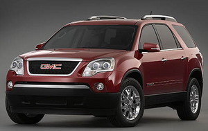 2007 GMC Acadia SLE AWD  for Sale  - 10532  - Pearcy Auto Sales