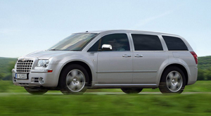 2008 Chrysler Town & Country Touring  for Sale  - 791101  - Car City Autos