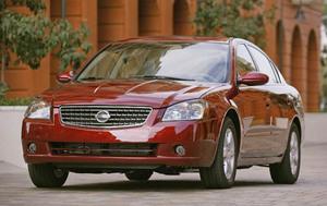 2006 Nissan Altima  - 3691R