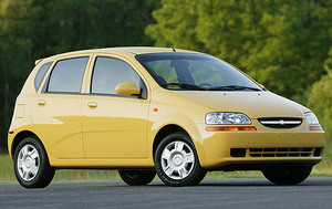 2008 Chevrolet Aveo LS  for Sale  - 10299  - Pearcy Auto Sales