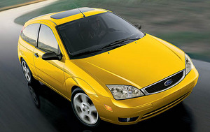 2007 Ford Focus 4D Sedan  for Sale  - SC8629B2  - C & S Car Company