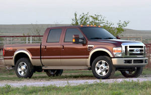 2008 Ford F-250 Super Duty 4WD Crew Cab  for Sale  - 11031  - Pearcy Auto Sales