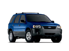 2006 Ford Escape 4WD-HYBRID SPORT UTILITY 4D  for Sale  - 12201  - Autoplex Motors