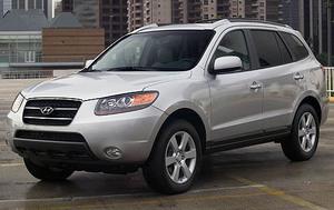 2008 Hyundai Santa Fe AWD  for Sale  - 221412  - Car City Autos