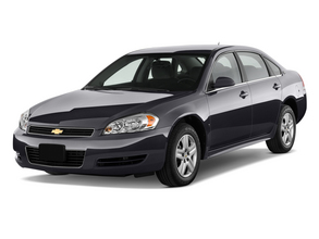 2010 Chevrolet Impala 4D Sedan  for Sale  - R16226  - C & S Car Company