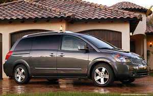 2008 Nissan Quest   for Sale  - R4553A  - Fiesta Motors