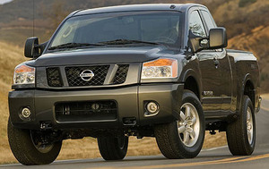 2008 Nissan Titan XE 4WD Crew Cab  for Sale  - 801466  - Kars Incorporated