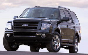 2008 Ford Expedition Limited  for Sale  - A46186  - Premier Auto Group