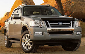 2008 Ford Explorer Sport Trac XLT  for Sale  - 10363  - Pearcy Auto Sales