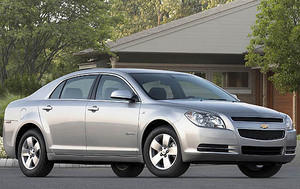 2008 Chevrolet Malibu LT w/2LT  for Sale  - 298852  - Wiele Chevrolet, Inc.