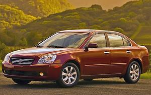 2008 Kia Optima LX  for Sale  - 220971b  - Premier Auto Group