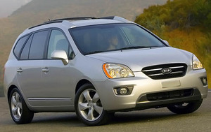 2008 Kia Rondo LX  for Sale  - 1469A  - Great Lakes Motor Company