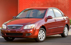 2008 Kia Spectra EX  for Sale  - 568886  - Premier Auto Group