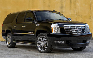 2008 Cadillac Escalade ESV AWD  for Sale  - 11021  - Pearcy Auto Sales