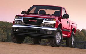 2005 GMC Canyon SL Z85 Regular Cab  for Sale  - 11317  - Pearcy Auto Sales