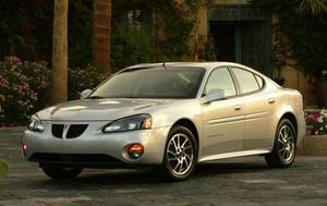 2005 Pontiac Grand Prix   for Sale  - 6243  - Pokey Brimer