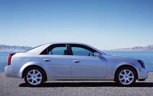 2005 Cadillac CTS   for Sale  - 113539A  - Premier Auto Group