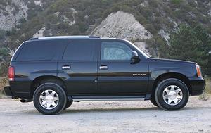 2005 Cadillac Escalade   for Sale  - W18037  - Dynamite Auto Sales