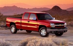2005 Chevrolet Silverado 1500 LS Crew Cab  for Sale  - R5164A  - Fiesta Motors