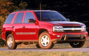 2005 Chevrolet TrailBlazer LT  for Sale  - 282014  - Wiele Chevrolet, Inc.