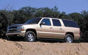 2005 Chevrolet Suburban LS  for Sale  - R4311A  - Fiesta Motors