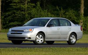 2005 Chevrolet Malibu LT  for Sale  - 109638RR  - Car City Autos