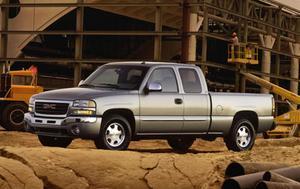 2006 GMC Sierra 1500 Work Truck 2WD Extended Cab  for Sale  - R5782A  - Fiesta Motors