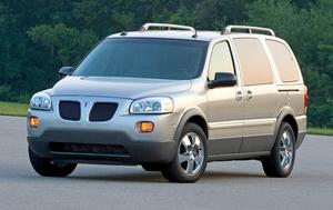 2006 Pontiac Montana SV6   for Sale  - 136636RRR  - Car City Autos