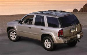 2006 Chevrolet TrailBlazer LS 4WD  for Sale  - 10873  - Pearcy Auto Sales