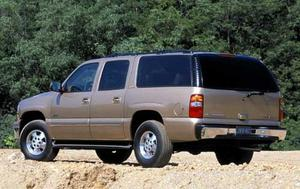 2006 Chevrolet Suburban LT 2WD  for Sale  - 10642  - Pearcy Auto Sales