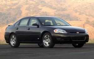 2006 Chevrolet Impala LS  for Sale  - R5587A  - Fiesta Motors