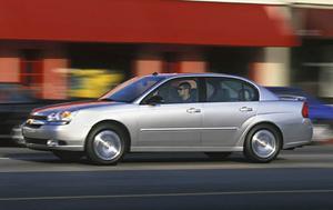 2006 Chevrolet Malibu LT  for Sale  - 662942  - Kars Incorporated