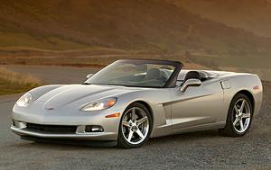 2007 Chevrolet Corvette Base  for Sale  - W137990  - Bob Brown Merle Hay