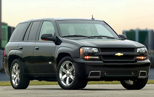 2007 Chevrolet TrailBlazer LS  for Sale  - 20219  - Dynamite Auto Sales