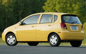 2007 Chevrolet Aveo LS  for Sale  - 19229  - Dynamite Auto Sales