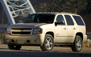 2007 Chevrolet Tahoe LTZ  for Sale  - W21907  - Dynamite Auto Sales