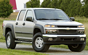 2007 Chevrolet Colorado LS 2WD Regular Cab  for Sale  - R5548A  - Fiesta Motors