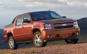 2007 Chevrolet Avalanche LTZ  for Sale  - W20056  - Dynamite Auto Sales