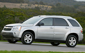 2007 Chevrolet Equinox LS 2WD  for Sale  - R5208A  - Fiesta Motors