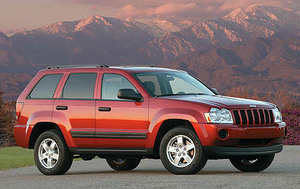 2007 Jeep Grand Cherokee Laredo 4WD  for Sale  - 631065  - Car City Autos