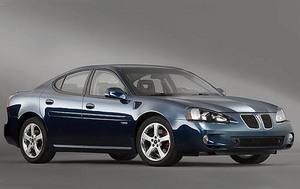 2007 Pontiac Grand Prix   for Sale  - R4750A  - Fiesta Motors