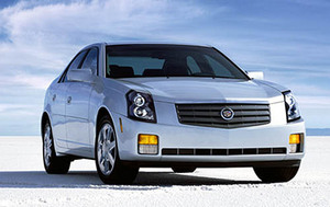 2007 Cadillac CTS   for Sale  - 10484  - Pearcy Auto Sales