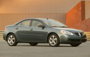 2006 Pontiac G6 4D Sedan  for Sale  - R15913  - C & S Car Company